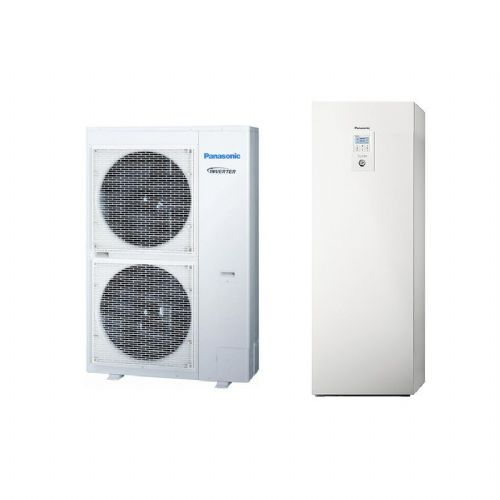 Panasonic Aquarea All In One WH-ADC-H3E5 Air to Water Heat Pump Split 9kW to 16kW A++ 240V~50Hz